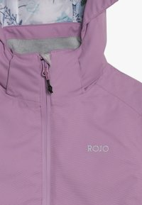 Rojo - MAISEY JACKET - Snowboardjacka - smokey grape - 4