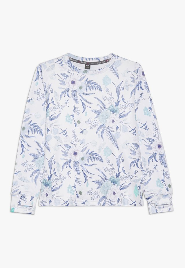 GIRLS CREWNECK  - Unterhemd/-shirt - ice