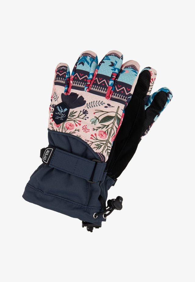GIRLS MAXIMISE GLOVE - Fingerhandschuh - dark blue