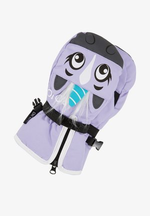 UNISEX KIDS WOODLAND MITT - Wanten - purple