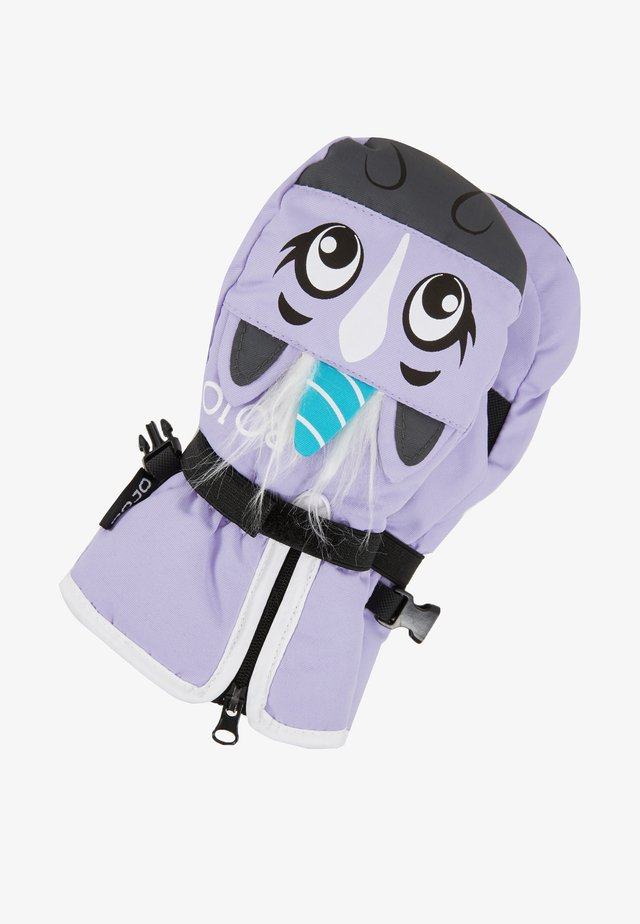 UNISEX KIDS WOODLAND MITT - Fäustling - purple