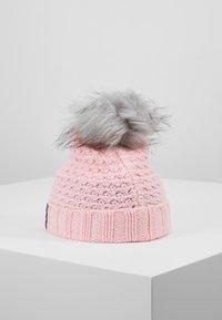 Rojo - BOBBLE BEANIE - Muts - pale pink - 3