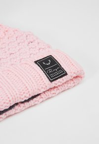 Rojo - BOBBLE BEANIE - Muts - pale pink - 2