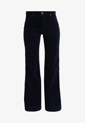 EASTCOAST FLARE - Trousers - midnight cord
