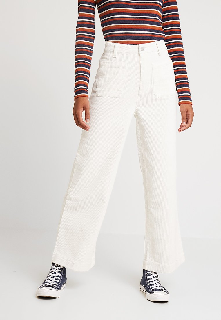 Rolla's - SAILOR PANT - Trousers - vanilla
