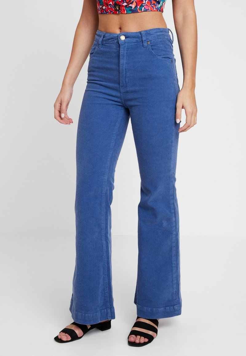 Rolla's - EASTCOAST FLARE - Bukse - french blue