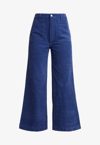 Rolla's - SAILOR PANT - Trousers - french blue - 5