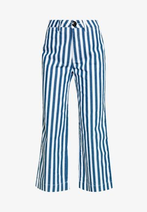 OLD MATE PANT - Trousers - blue