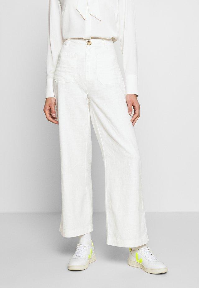 SAILOR PANT - Trousers - vintage white