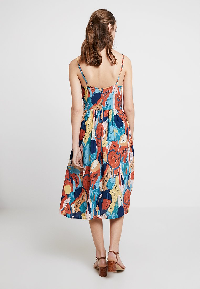 Rolla's Robe d'été - multicolore multi-coloured