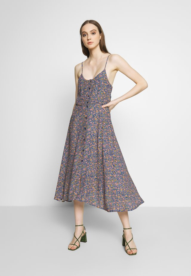 MIDSUMMER COAST DRESS - Robe d'été - blue