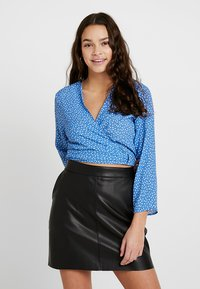 Rolla's - DELILAH BLOUSE - Camicetta - french blue - 0