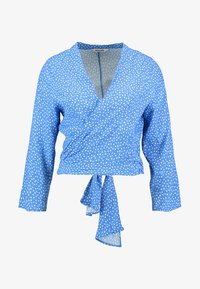 Rolla's - DELILAH BLOUSE - Camicetta - french blue - 4