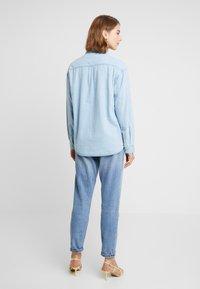 Rolla's - PATCH - Skjorta - bleach blue - 2