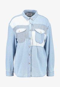 Rolla's - PATCH - Skjorta - bleach blue - 3
