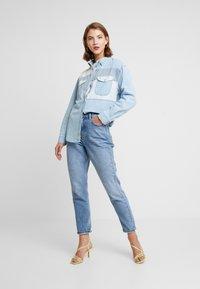 Rolla's - PATCH - Skjorta - bleach blue - 1