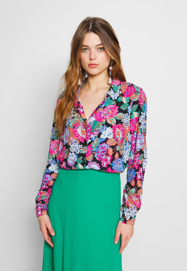 TAPESTRY SHIRT BLOUSE - Paitapusero - multi-coloured