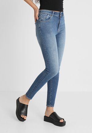 WESTCOAST ANKLE - Jeans Skinny Fit - pavement blue