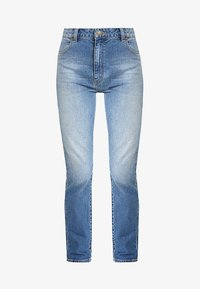 Rolla's - DUSTERS - Relaxed fit jeans - karen blue - 4