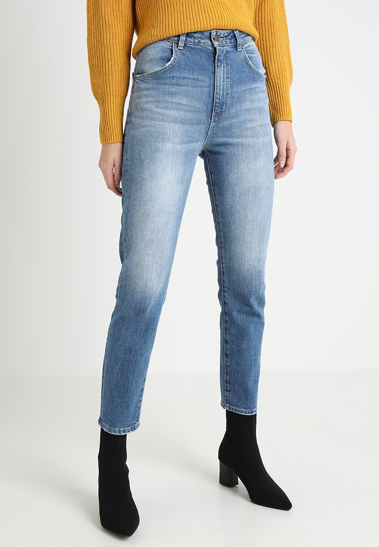 Rolla's - DUSTERS - Relaxed fit jeans - karen blue