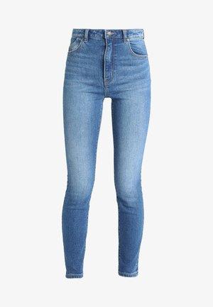 EASTCOAST ANKLE - Jeansy Skinny Fit - fem blue