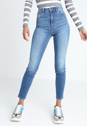 EASTCOAST ANKLE - Jeans Skinny Fit - fem blue