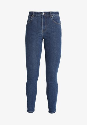 EASTCOAST ANKLE - Jeans Skinny Fit - highway blue