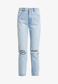 Rolla's - ORIGINAL - Džíny Straight Fit - horizon worn - 4