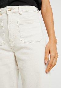 Rolla's - SAILOR - Široké džíny - cream - 5