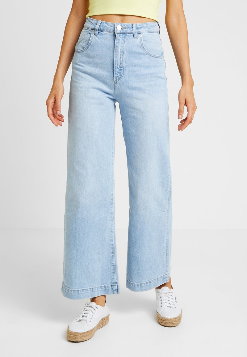 Rolla's - OLD MATE - Flared Jeans - comfort sky