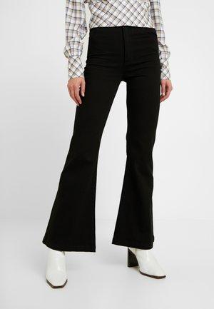EASTCOAST FLARE - Flared Jeans - galaxy black