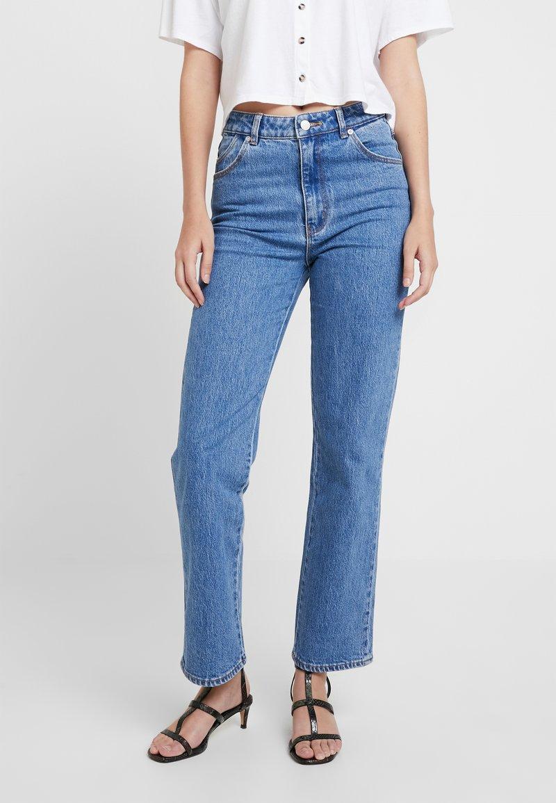 Rolla's - ORIGINAL - Straight leg jeans - cindy blue