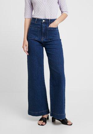 SAILOR JEAN - Jeans a sigaretta - vicki blue