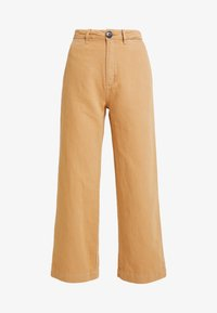 Rolla's - OLD MATE PANT - Straight leg jeans - gold - 3