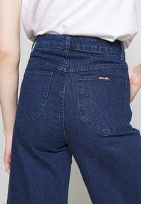 Rolla's - SAILOR  - Flared Jeans - eco april blue - 5