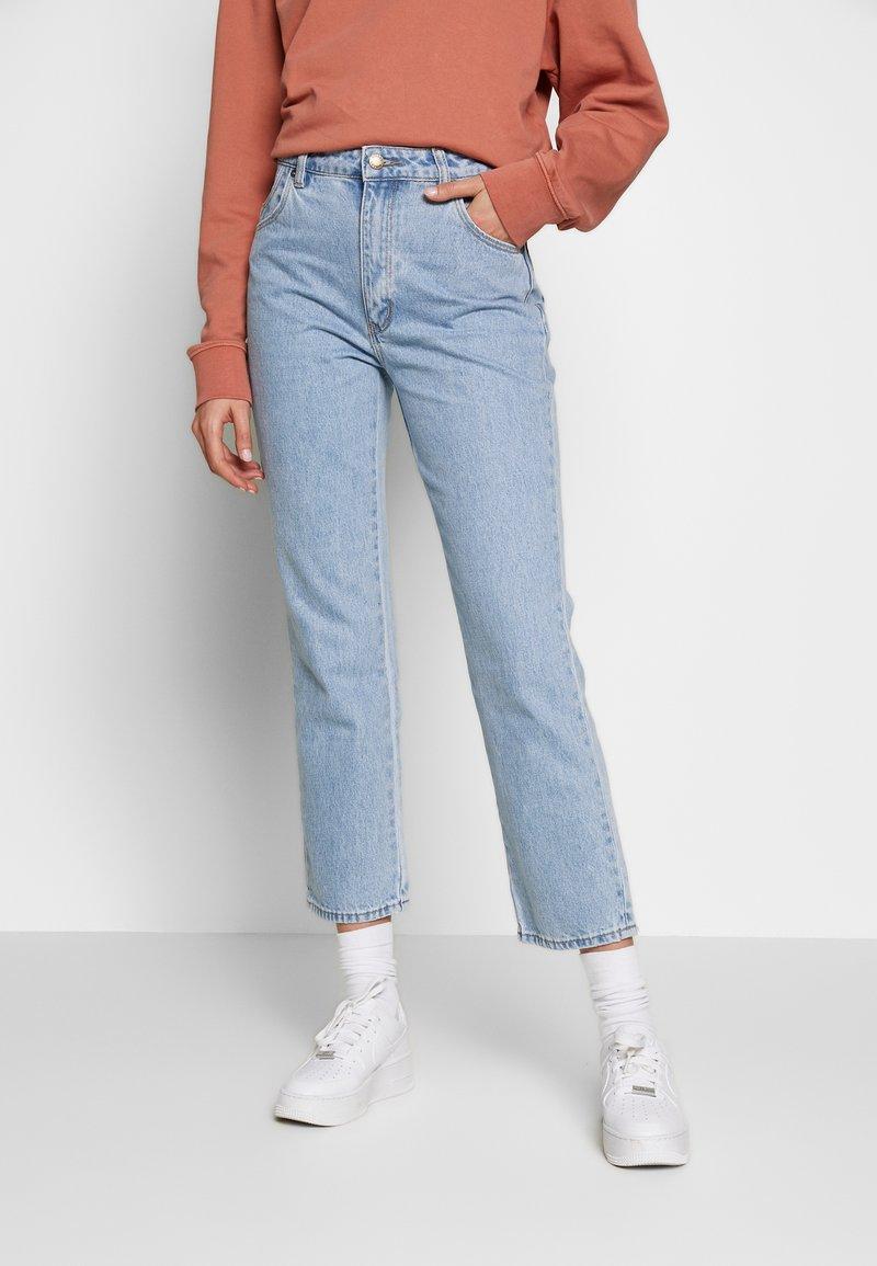Rolla's - ORIGINAL - Džíny Straight Fit - sunday blue