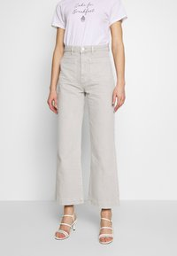 Rolla's - SAILOR - Flared Jeans - stone - 0