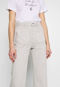 Rolla's - SAILOR - Flared Jeans - stone - 3