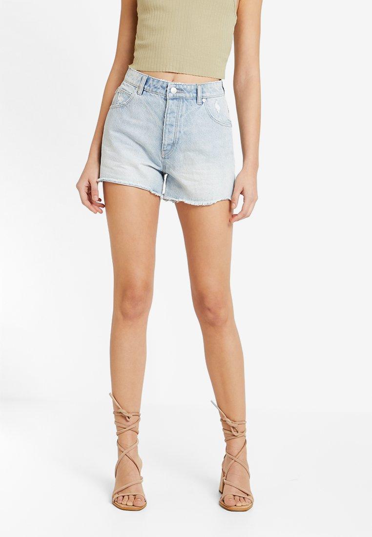 Rolla's - ORIGINAL  - Denim shorts - city bleach