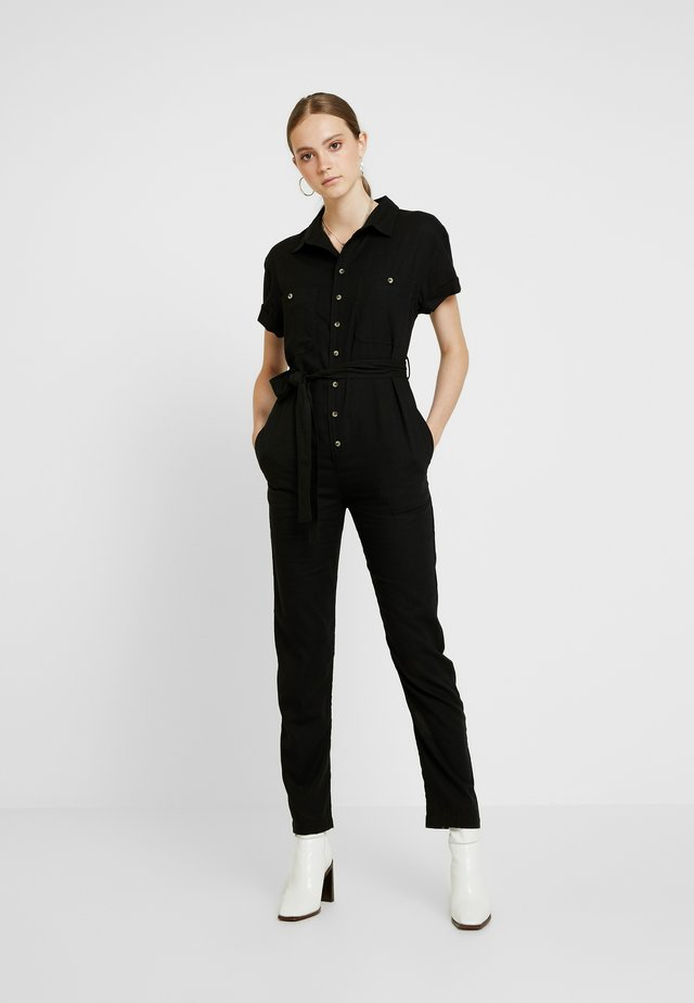 HORIZON BOILER - Jumpsuit - black