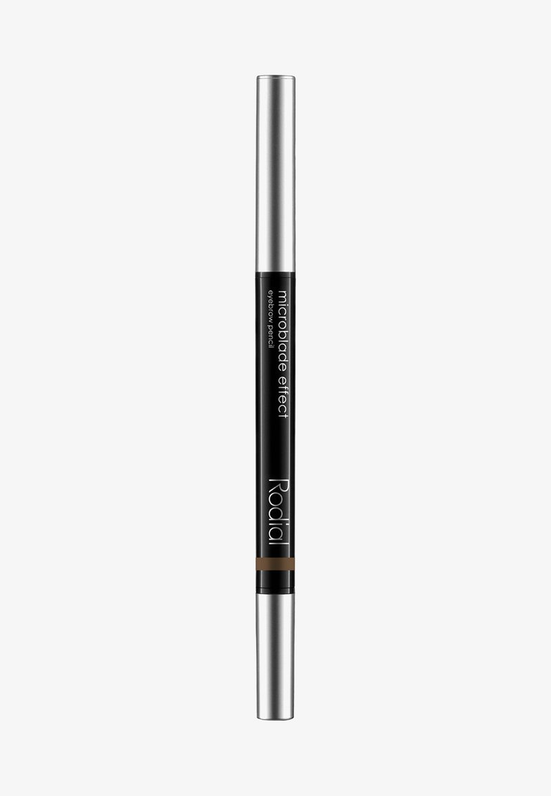 Rodial - MICROBLADE EFFECT EYEBROW PENCIL 0,5G - Eyebrow pencil - ash brown