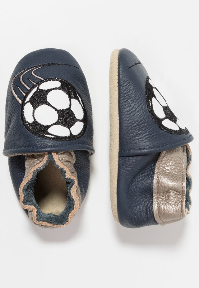 SOCCER STAR - First shoes - navy