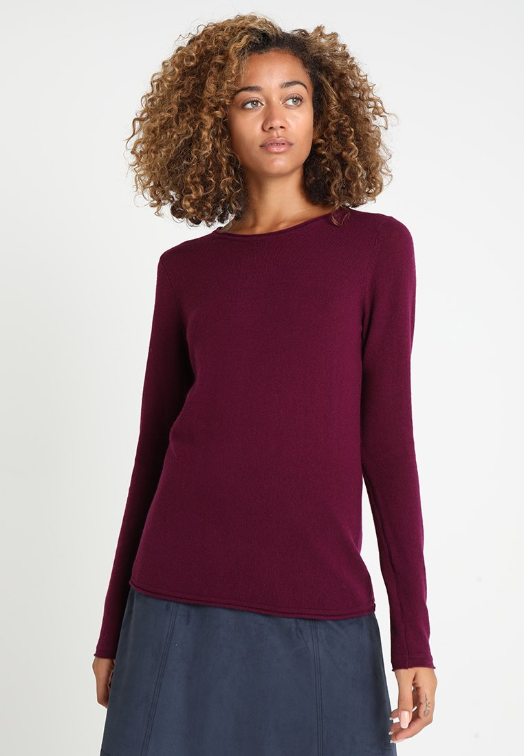 Rosa & Me - Strickpullover - blue purple