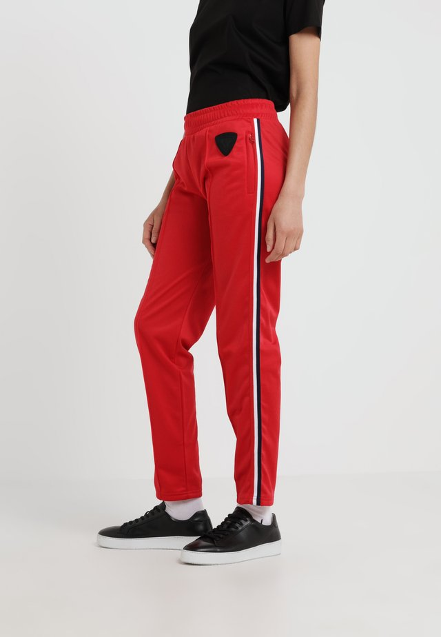 TRACKSUIT PANT - Trousers - red