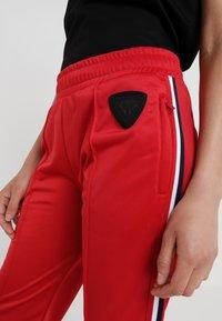 Rossignol - TRACKSUIT PANT - Bukse - red - 5