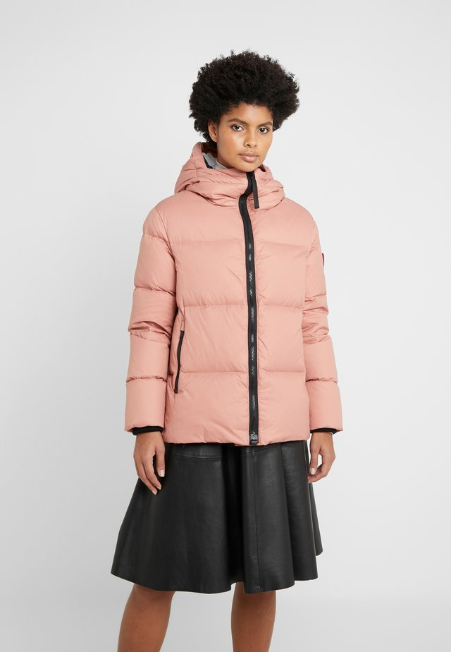 ABCISSSE JACKET - Down jacket - dust