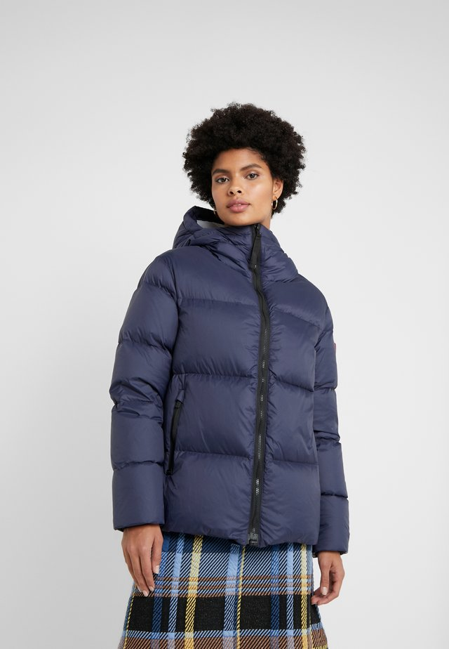 ABCISSSE JACKET - Down jacket - dark navy
