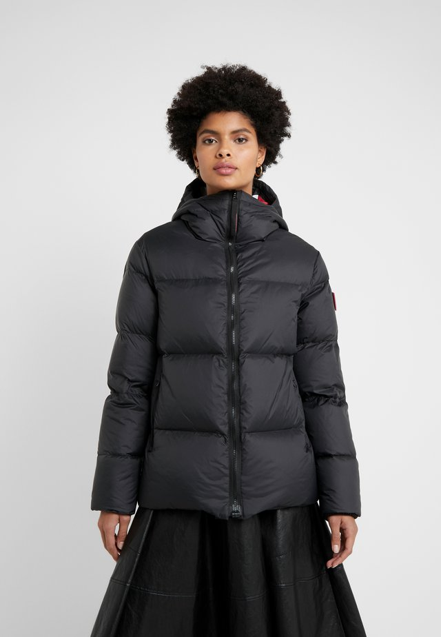 ABCISSSE JACKET - Down jacket - black