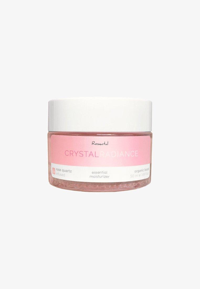 Rosental Organics - CRYSTAL RADIANCE ESSENTIAL MOISTURIZER - Dagcrème - -