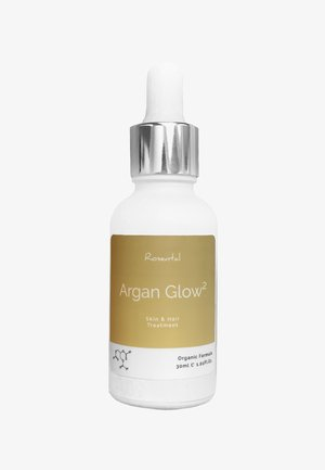 ARGAN GLOW HAIR & SKIN OIL - Olio viso - -